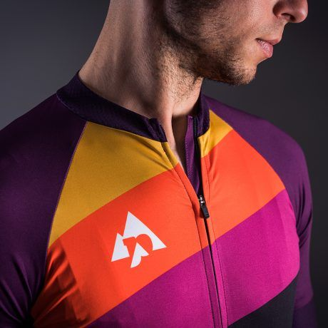 Club Colours Cycling Jersey