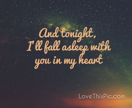 And Tonight Love Love Quotes Quotes Quote Night Wishes Good Night