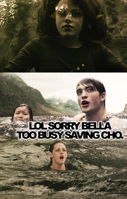 *what should've happened. Hahahahahahahahaha