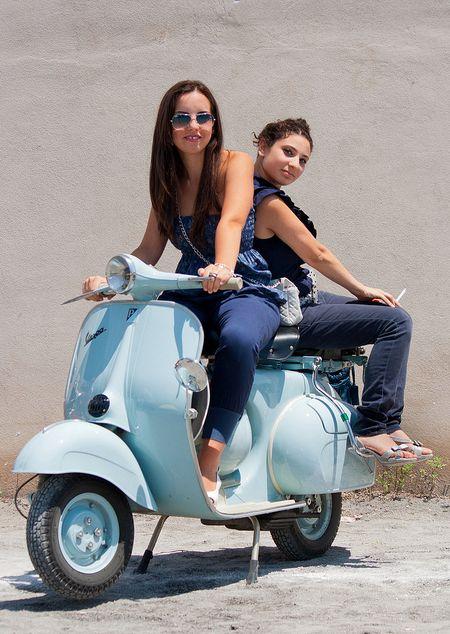 Welcome to Vespa Ride .com