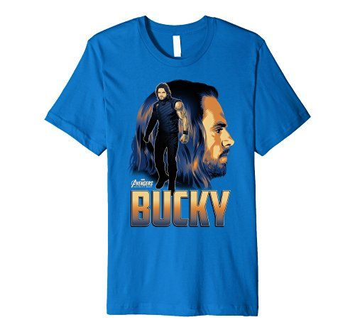 If Bucky is your fav. check it out: Marvel Infinity War Bucky Big Head Profile Premium T-Shir... https://www.amazon.com/dp/B07B6JY3SY/ref=cm_sw_r_pi_dp_U_x_bcCNAb58ZHMBK