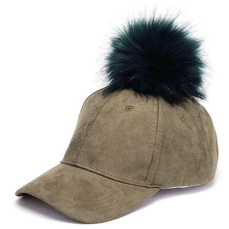 $4.80 (Buy here: https://alitems.com/g/1e8d114494ebda23ff8b16525dc3e8/?i=5&ulp=https%3A%2F%2Fwww.aliexpress.com%2Fitem%2FSpring-Autumn-Women-Baseball-Cap-Faux-Fur-Pom-Ball-Bobble-Suede-Hat-Female-Candy-Color-Pompon%2F32762202783.html ) Spring Autumn Women Baseball Cap Faux Fur Pom Ball Bobble Suede Hat Female Candy Color Pompon Snapback Sun Hats Adjustable for just $4.80
