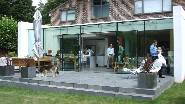 stunning contemporary conservatory extension by AR Design Studio = Sevenoaks