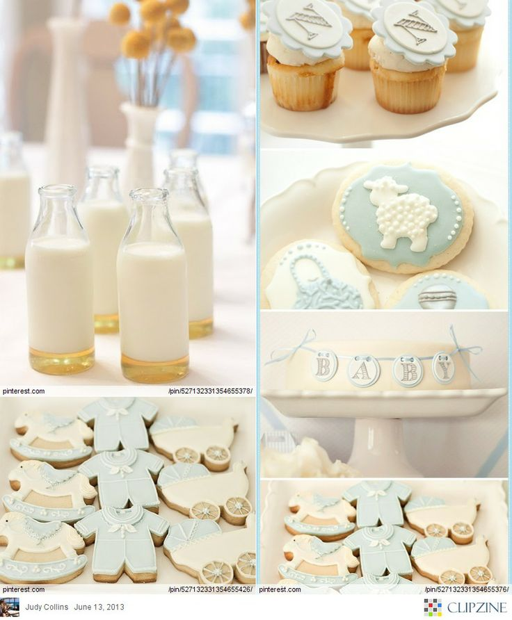 Couture Baby Shower