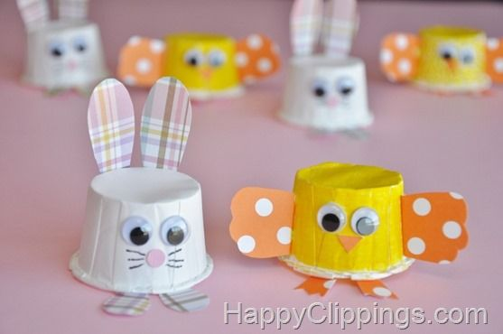 Great Ideas -- 25 COLORFUL and BRIGHT Spring Projects!! -- Tatertots and Jello