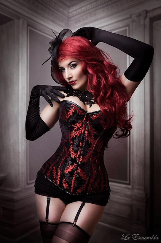 I love corset !