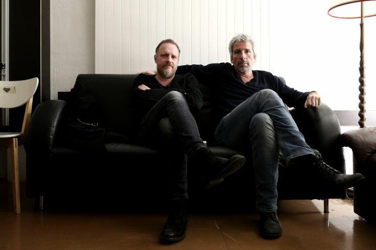 """Wir hatten eine Vielzahl schrecklicher Auftritte"""" - Die Kabarettisten Christoph Grissemann und Dirk Stermann plaudern über Altern, Intelligenz und Alkohol: http://www.nachrichten.at/nachrichten/kultur/Wir-hatten-eine-Vielzahl-schrecklicher-Auftritte;art16,1312686 (Bild: Weihbold)"""
