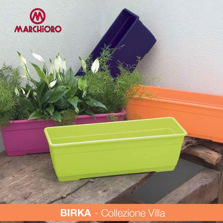 #BIRKA trend  Collezione Villa  #marchioro #lineagarden