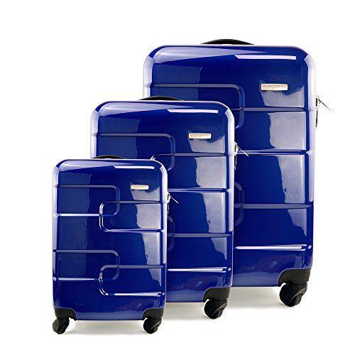 Vesgantti Lightweight Hardshell Large Suitcase Luggage Set | Luggage Supermarket