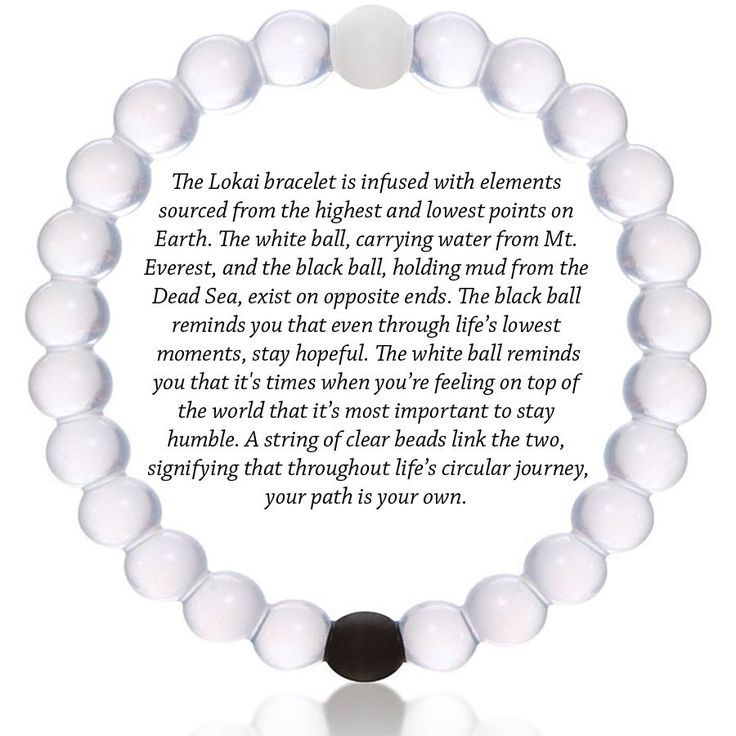 facts about the lokai bracelet