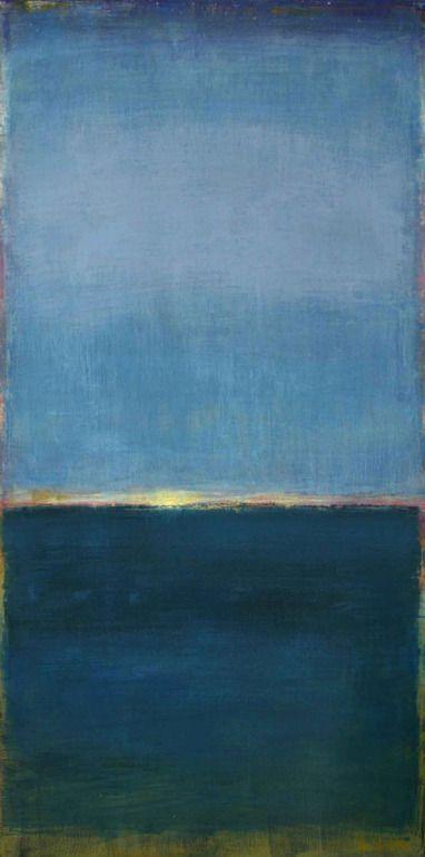 Saatchi Online Artist: Monica Shelton; Acrylic, Painting First Light (22034)  $2,400.00