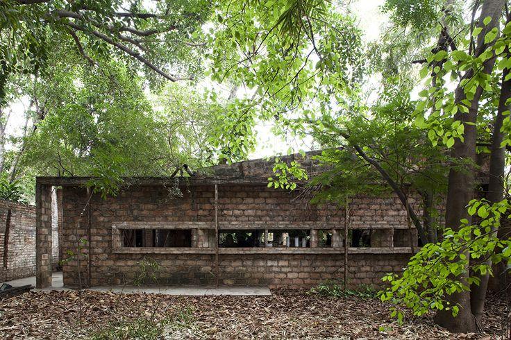 Gallery of El Gabinete de Arquitectura / Solano Benitez - 1
