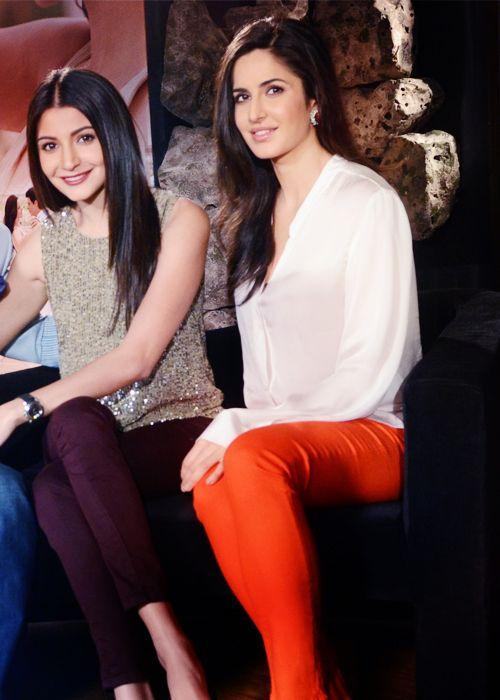 Anushka Sharma & Katrina Kaif