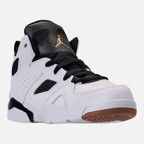 e820fd861d5b45 Nike Girls  Preschool Air Jordan Flight Club  91 Basketball Shoes   basketballclub