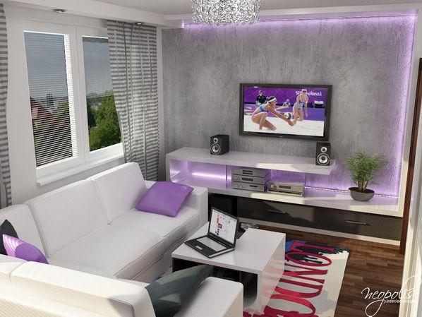 17 mejores ideas sobre colores para salas modernas en for Casas modernas acogedoras