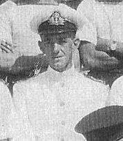 Alec Guinness in the Royal Navy Volunteer Reserve