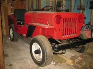 17 Best Images About Cj3b On Pinterest Cute Pictures Trucks And Vintage Jeep