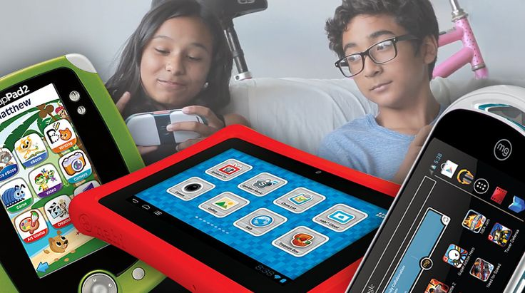 The Top Tablets for Your Kids. Touch the picture for the slideshow.