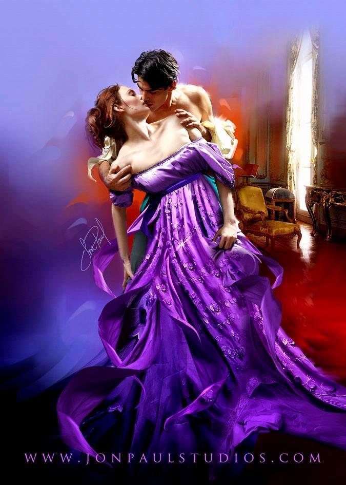 Romance Book Cover Zwart ~ Copyright art of jon paul studios toujours l amour