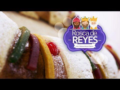 Video Receta de Rosca de Reyes - YouTube