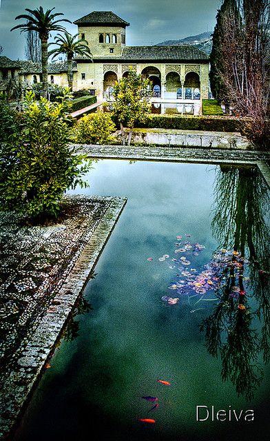 Esto Es Un Jardin En La Alhambra N Na Lea La Alhambra Pinterest Photos And Granada