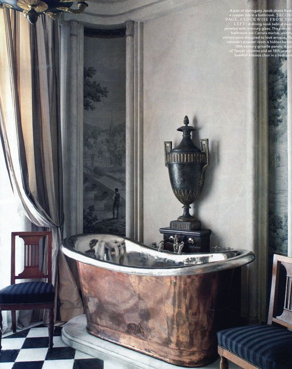 I almost got a bathtub like this 15 years ago, at Materials Unlimited but ended up with a clawfoot....big regret!