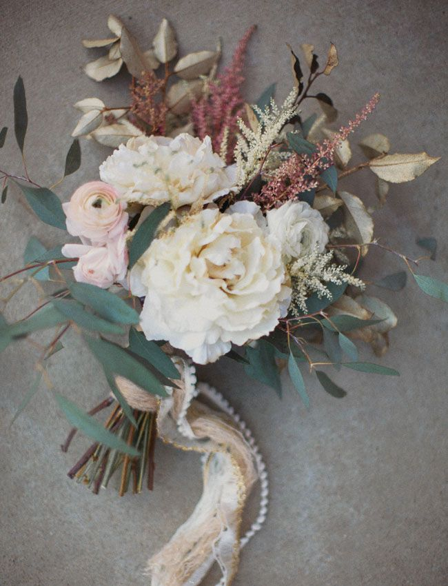 Marcame inspired bouquet