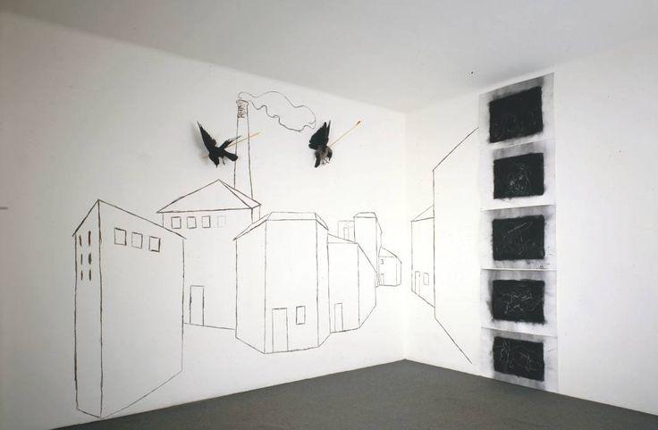 Untitled 1979 by Jannis Kounellis