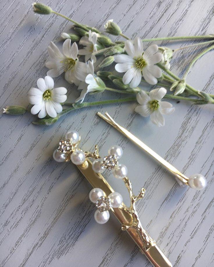 OssomBlossom Clip Duo🌼 Wer möchte nur lächeln, wenn alle Blumen anfangen zu blühen? WIR TUN! Unser New Blossom-Set zaubert mit Sicherheit ein Lächeln auf Ihr Gesicht ...