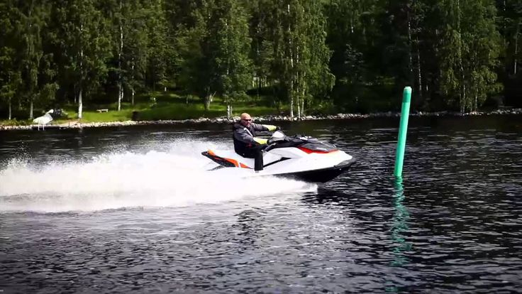 Video of water jet activities at #Tahko, Kuopio, Finland.