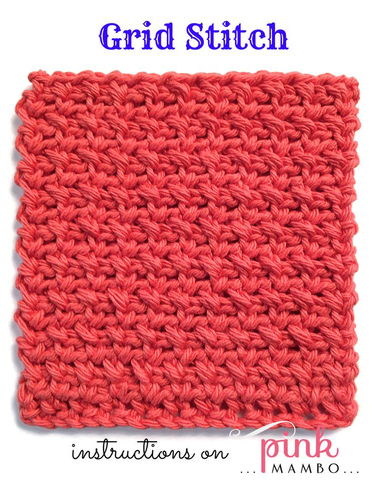 1000+ images about Crochet and knitting stitches on ...
