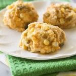 Green Chili and Corn Biscuits | The Girl Who Ate Everything