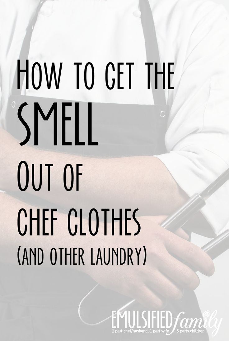 White apron chef fresno - Chef Clothes Stink Yuck I Tested 9 Products To Find Out Which Worked