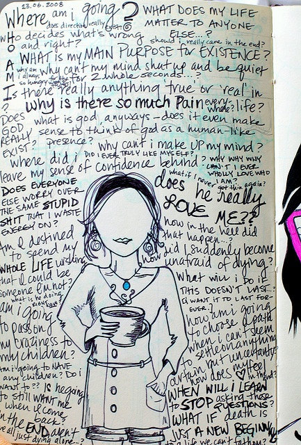 teken jezelf en al je gedachten erbij #ekkomi #kindercoach http://www.pinterest.com/ekkomikndrcch/