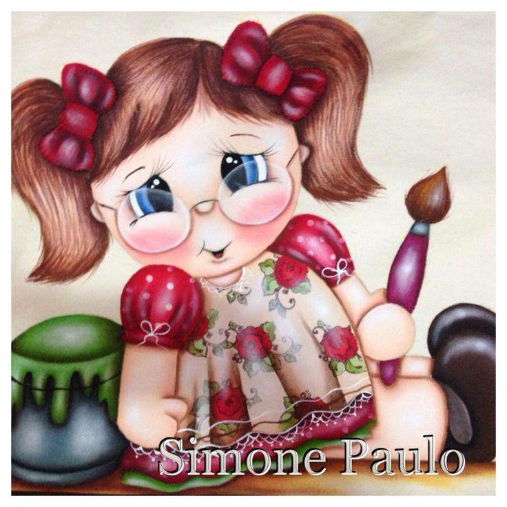 Pintura Simone Paulo ....projeto Cris Rocco ...