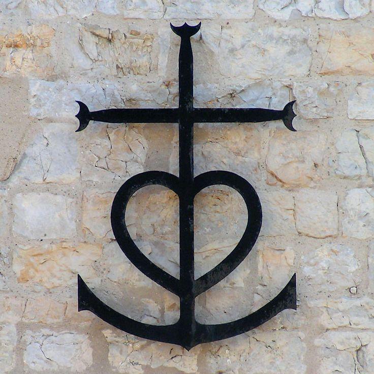 La croix de #Camargue
