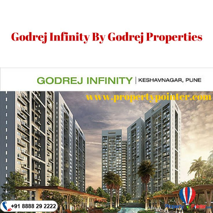Godrej Infinity offers luxurious homes laced with all types of amenities in affordable price. Created to impress the sophisticated tastes of urban population, Godrej Infinity residential project has the perfect blend of luxury and comfort. One of the most pleasing features of Godrej Infinity is the river-side bandstand with beautiful landscape.   View all the details at http://www.propertypointer.com/godrej-infinity/keshav-nagar/pune