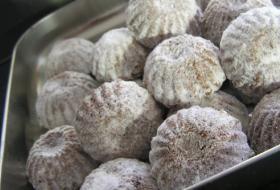 Jak upéct kokosové cukroví - kokosové košíčky | recept