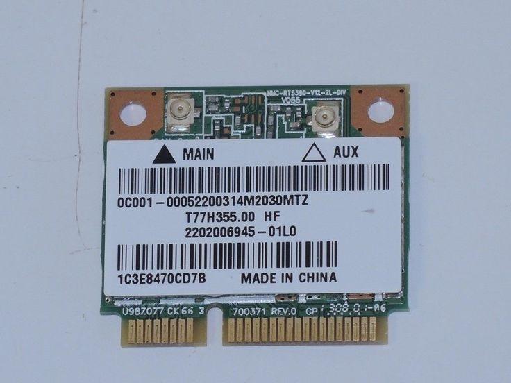 Asus F502CA Wireless WiFi Card T77H355.00