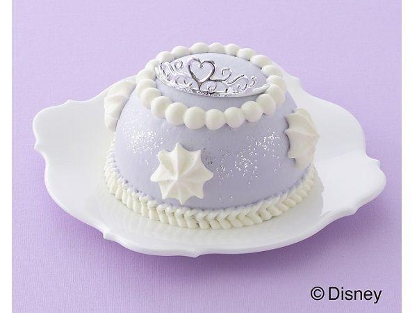 憧れのちいさなプリンセス ソフィアがケーキになった
