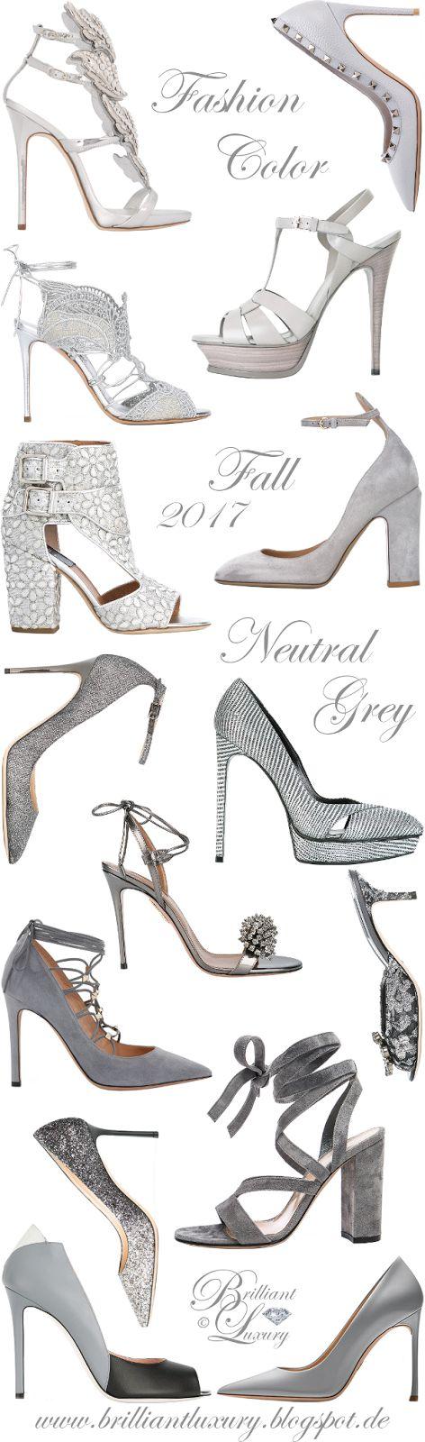 Brilliant Luxury by Emmy DE ♦ Fashion Color Fall 2017 ~ neutral grey ~ Part I
