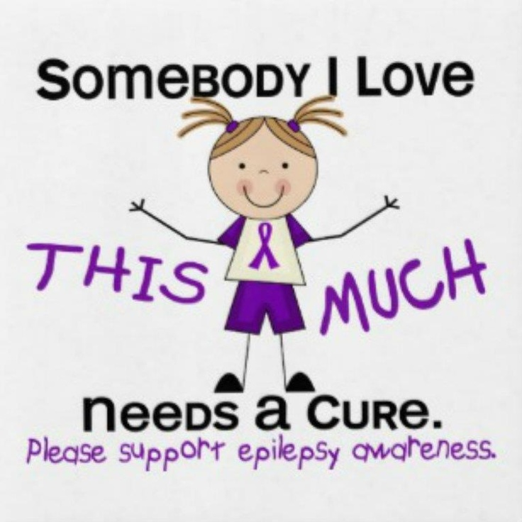 I Love Someone With Epilepsy!