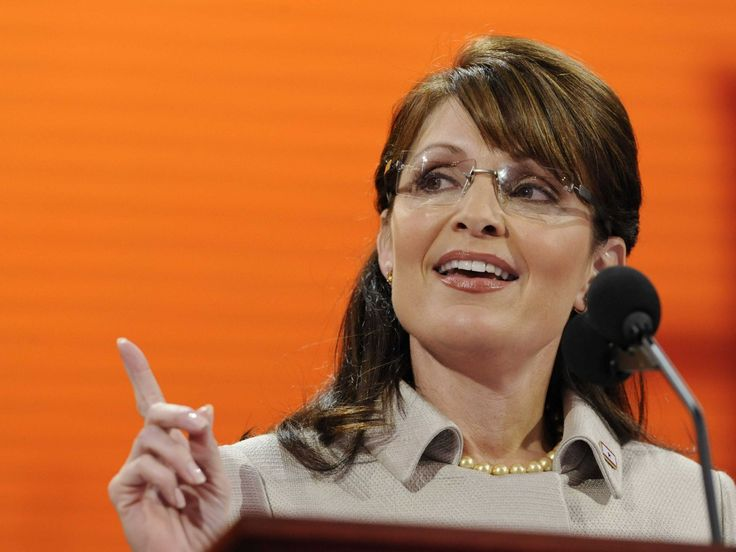 Sarah Palin just endorsed a primary challenger to one of the most vulnerable Republican senators