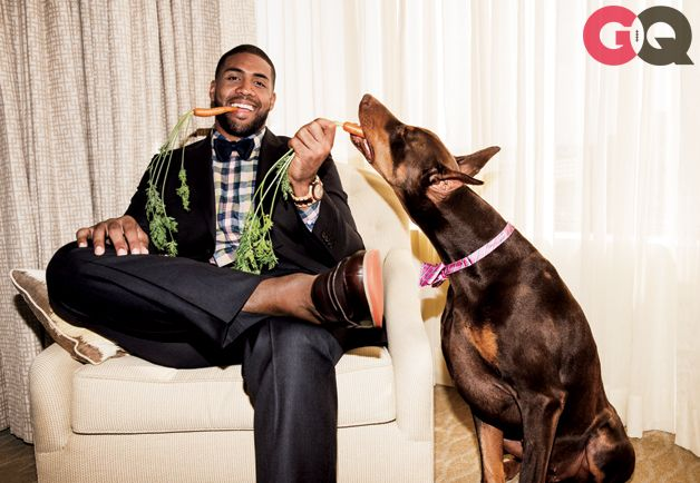 Arian Foster: The NFL's Unstoppable Vegan Philosopher: 10 reasons the Houston Texan is our favorite every-down back right now.