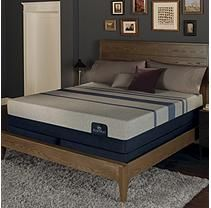 Serta iComfort Blue Max 5000 Elite Luxury Firm Gel Memory Foam California King Mattress Set -LP