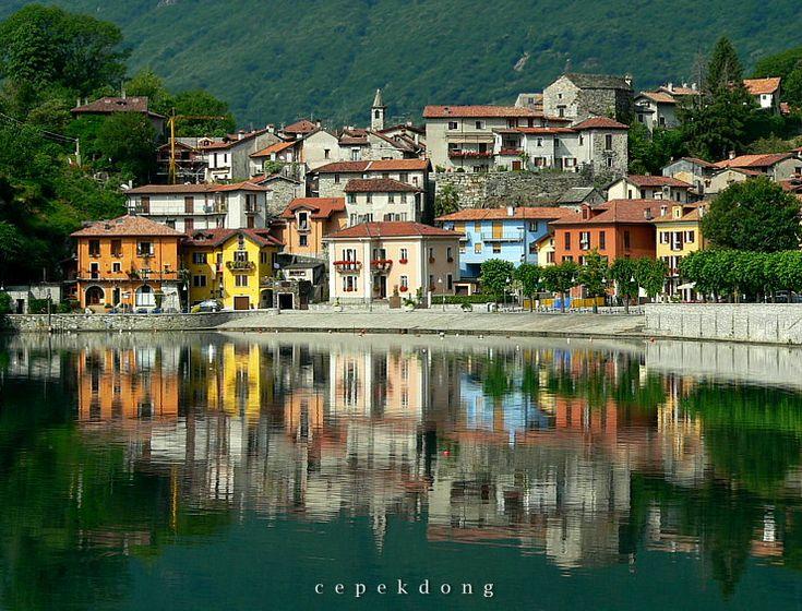#Lago #Mergozzo #Verbania