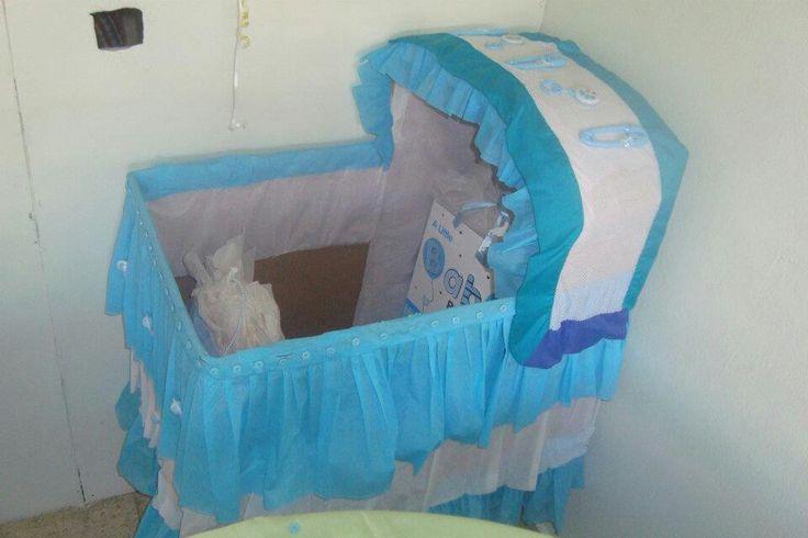 caja de regalos lado baby shower laura pinterest