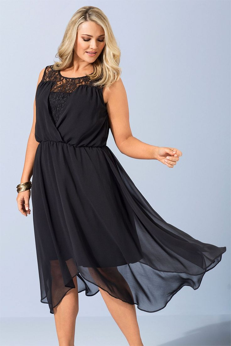 Sara Hanky Hem Dress - EziBuy New Zealand