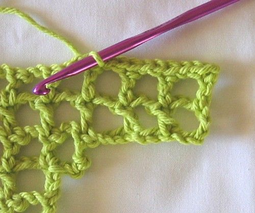 In Filet Crochet P2 you will learn how to increase and decrease open blocks. This allows you to shape crochet lace or edging.