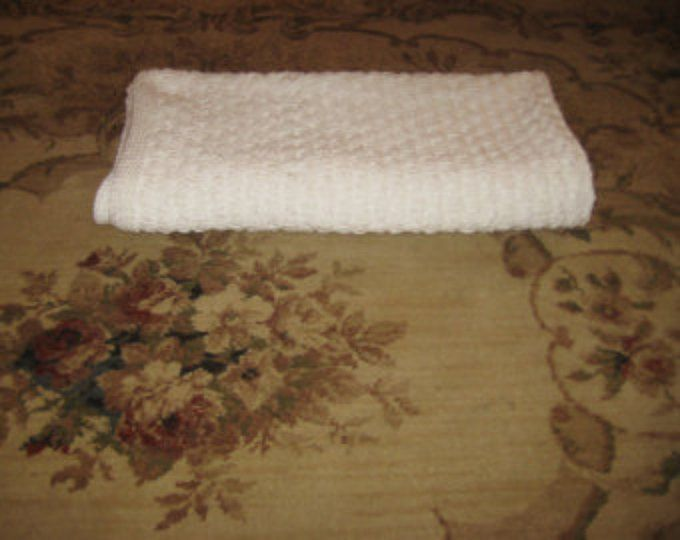 Baby Receiving Blanket and Hat